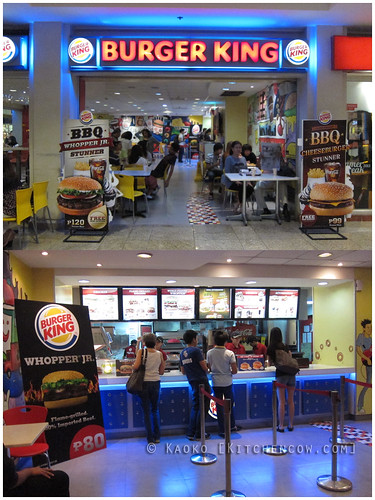 Burger King Stunner Meal