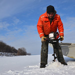 Mississippi River ice surveys