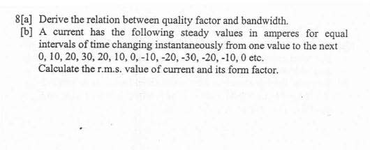 NSIT Question Papers 2008 – 2 Semester - End Sem - COE-EC-EE-IC-111
