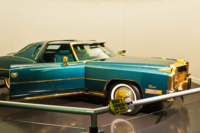 Issac Hayes' Ride at Stax Museum of American Soul Music | PopArtichoke