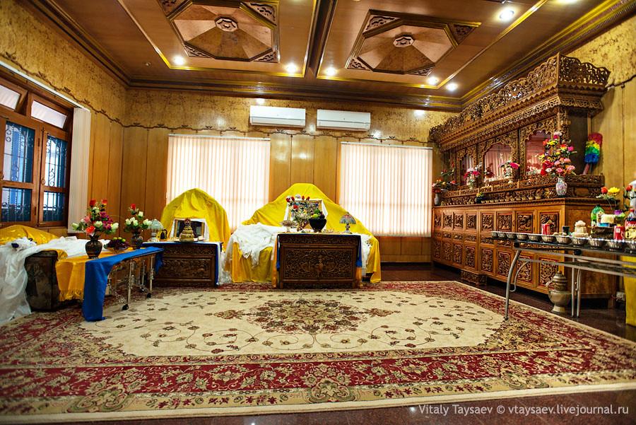 Dalai Lama's XIII suite