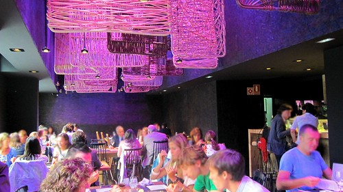 Vista del comedor - Restaurante Shibui Bilbao