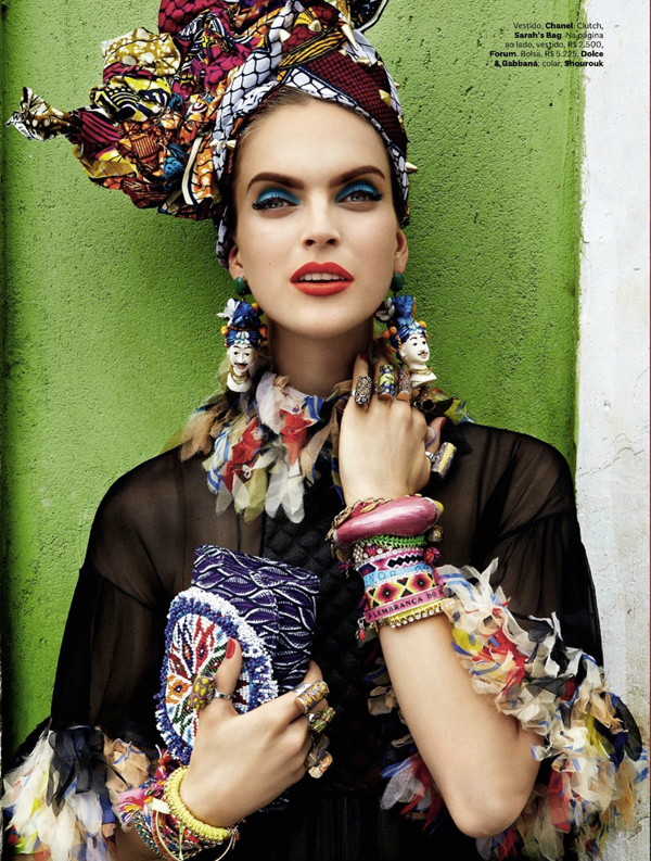 Vogue Brasil March 3