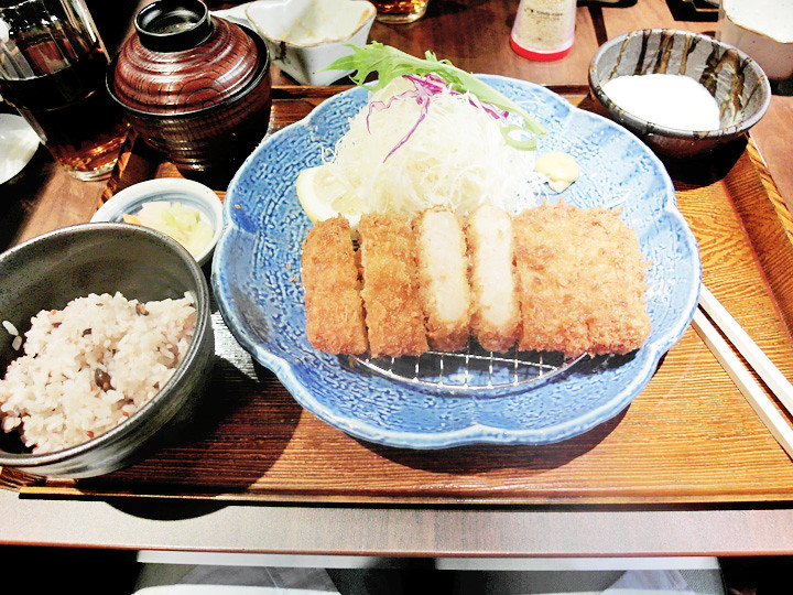 TONKATSU by Ma Maison shrimp cutlet