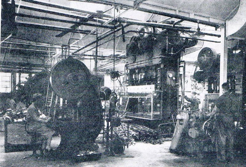 Brentford 1949: The Pyrene Factory