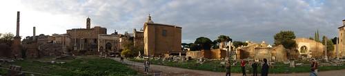 Roman Forum Panorama