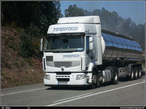 Renault Premium 450 - Transportauto
