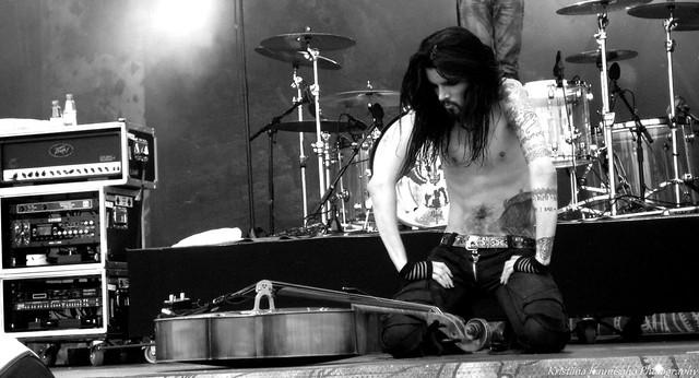 Apocalyptica @ Sonisphere 2010