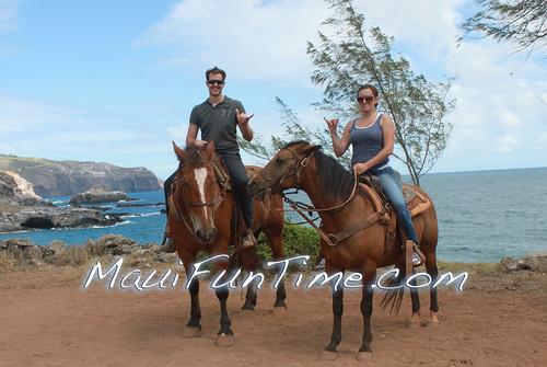 MFT-HorsebackRidingBeach-MendezRanch by mauifuntime