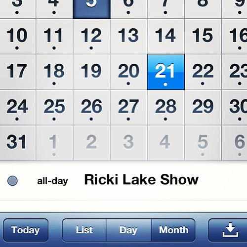 Whoa. Made my belly jump to see this on my calendar. Only two weeks away.  I've been #diggingdeep like a mofo for this one. By the time this comes around I'm gonna feel fucking amazing.