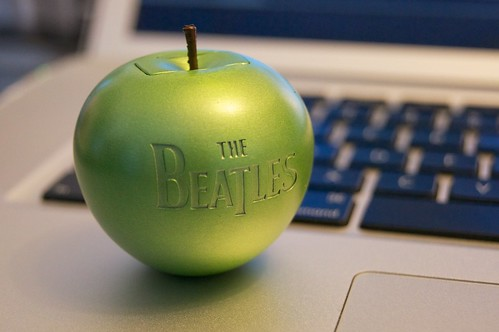 The Beatles Box USB