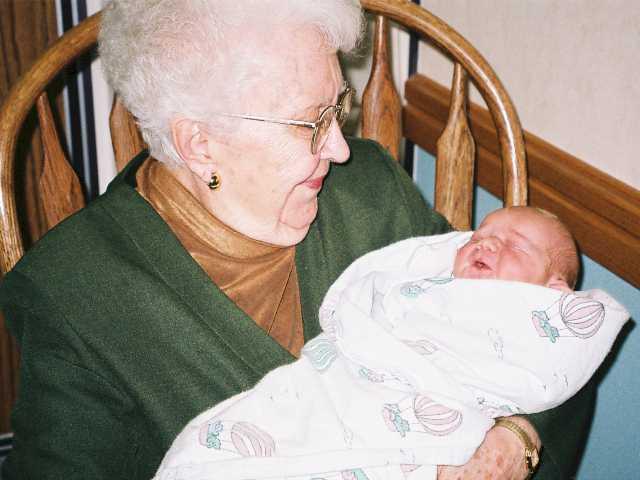 Grandma and Matthew