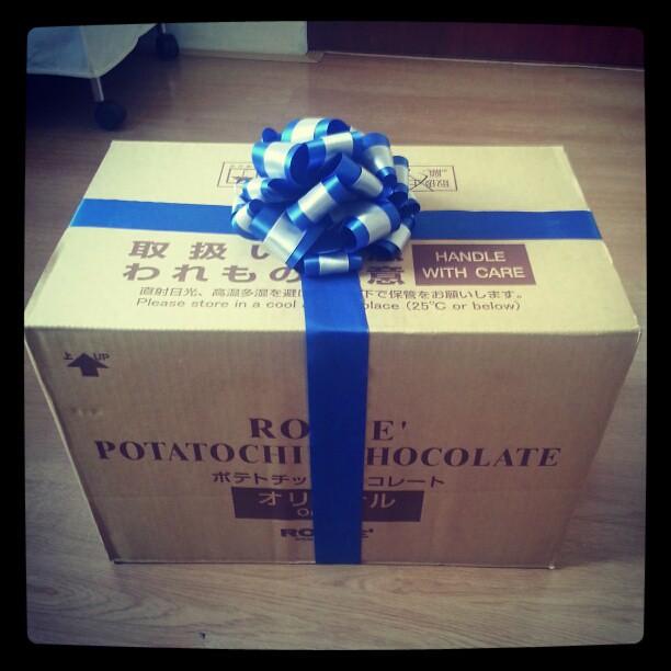 Box of Royce
