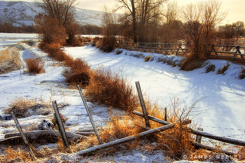 Gentle Winter by James Neeley