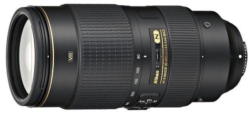 Nikon 80-400mm f/4.5-5.6G VR