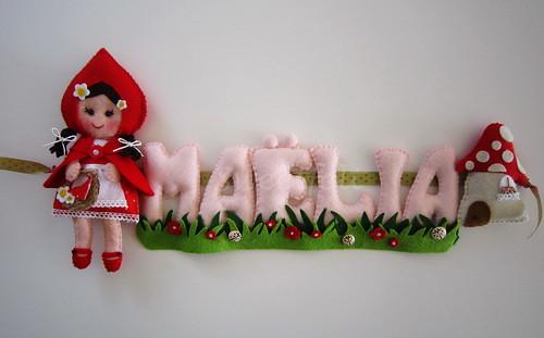 ♥♥♥ Maëlia by sweetfelt \ ideias em feltro