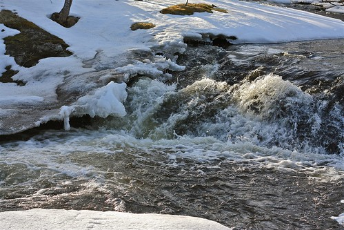 Spring Melt ~ The Millstream 03