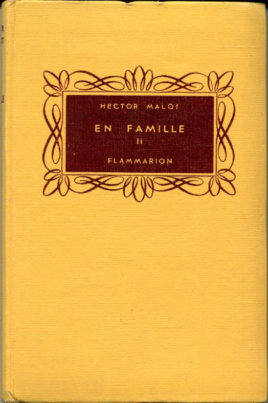 En famille : tome 2, by Hector MALOT
