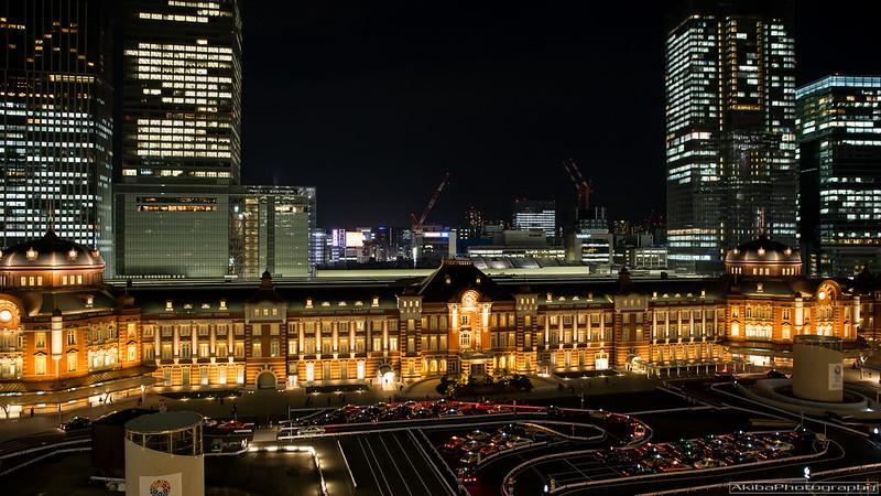 TOKYO STATION#1