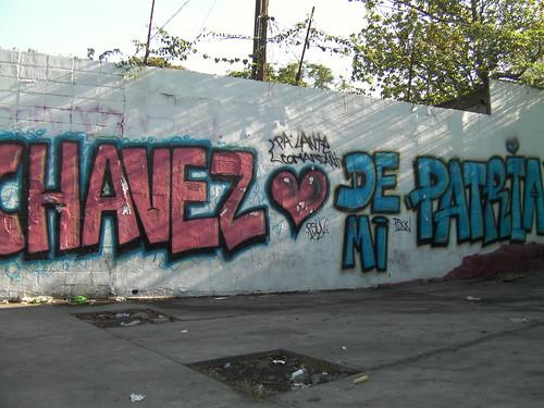 Chavez De Mi Patria