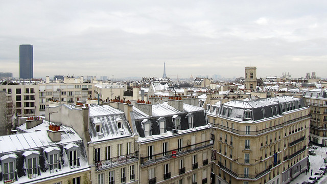 Panoramic Paris