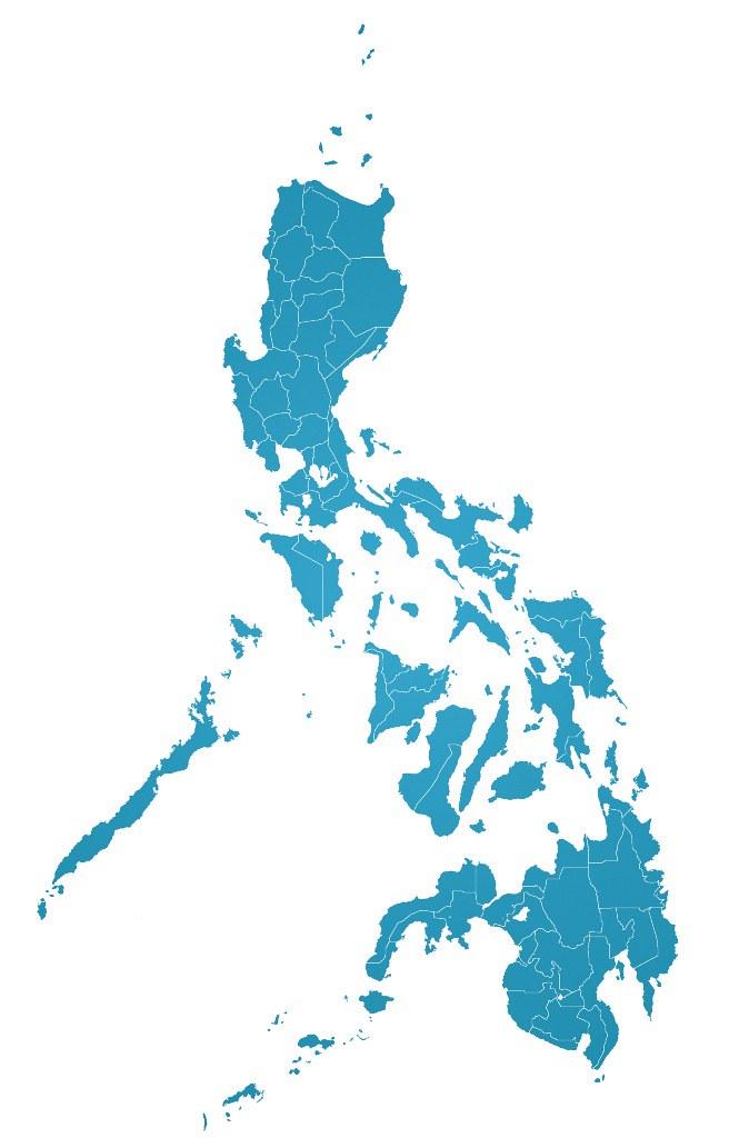 Mapa Philippines