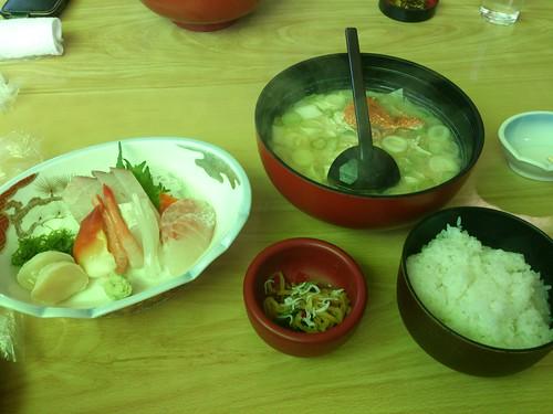 日本海定食セット