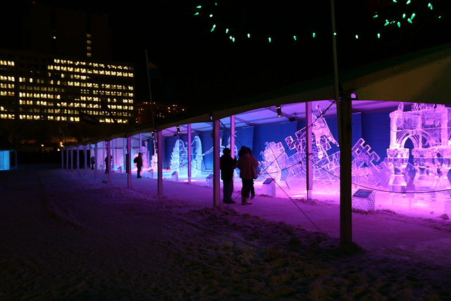 Ottawa Ice Sculpture