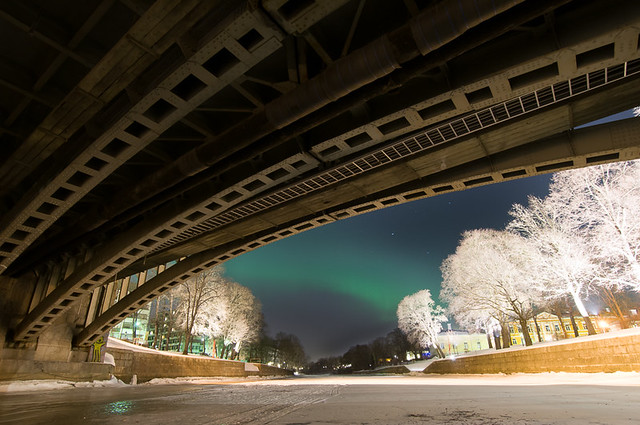 Aurora in Turku