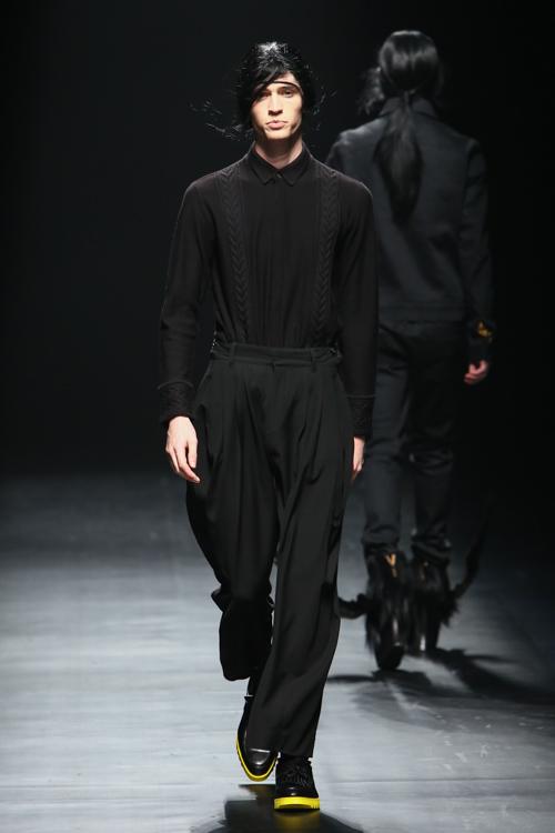 FW13 Tokyo CHRISTIAN DADA010_Taylor Cowan(Fashion Press)