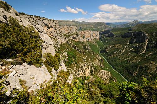 france nature river landscape outdoors nikon europe canyon rivière provence paysage var d300 alpesdehauteprovence gorgesduverdon verdongorge pascalboegli