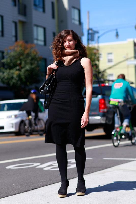 nicoleval street style, street fashion, women, Valencia Street, San Francisco