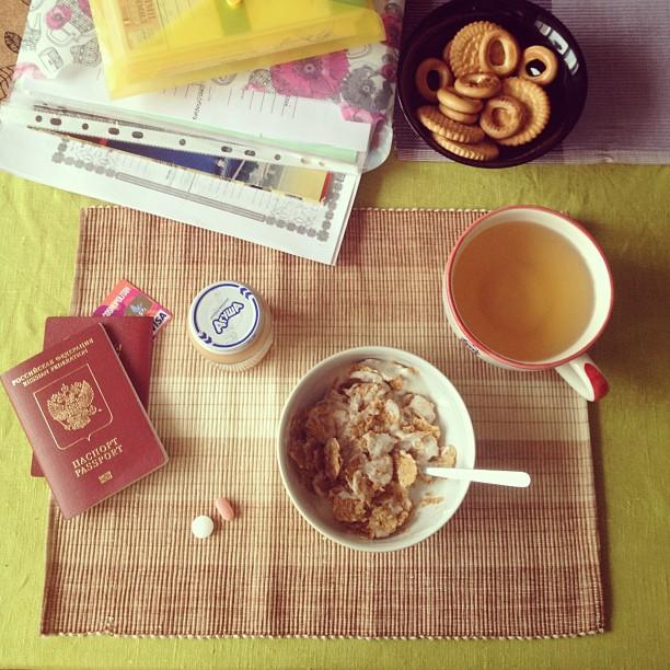 Чай тазиками, а ребенку нужен загранпаспорт, чтобы в мае мы прекрасно отдохнули вместе :) доброе утро!