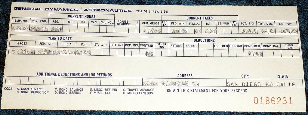 General Dynamics Astronautics Check   David Valenzuela   Flickr