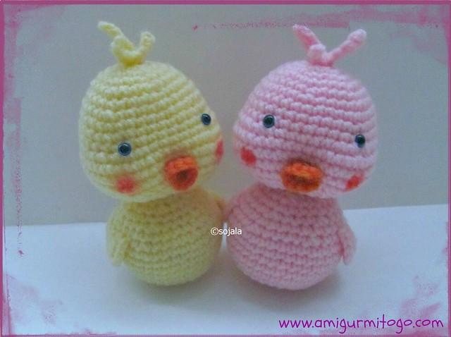 Crochet Baby Duck Pattern : Baby Duck Free Crochet Pattern Flickr - Photo Sharing!
