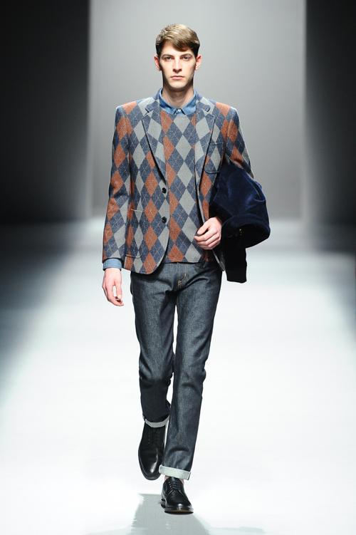 FW13 Tokyo MR.GENTLEMAN031_Maxime Bergougnoux(Fashion Press)