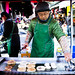 Small photo of Busy Hawker