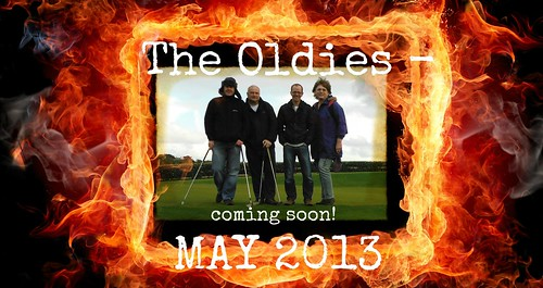 The Oldies! Coming soon!  May 2013 by Stocker Images