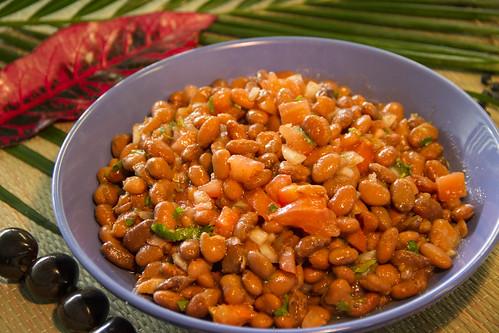 Maui Tacos Drunkin Beans, Photo Courtesy of Maui Tacos