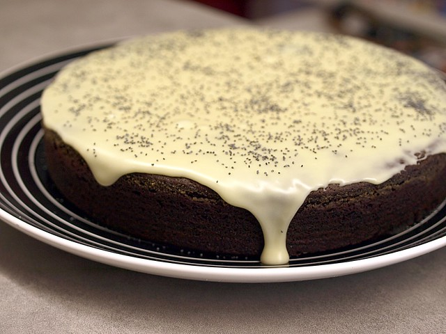 Cook Yourself Thin Carrot Cake