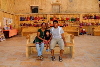Smita, Rianna & Subhadip