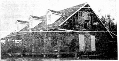 Dogwood, aka the George Freeland House, State Times Advocate Baton Rouge Feb 24 1977