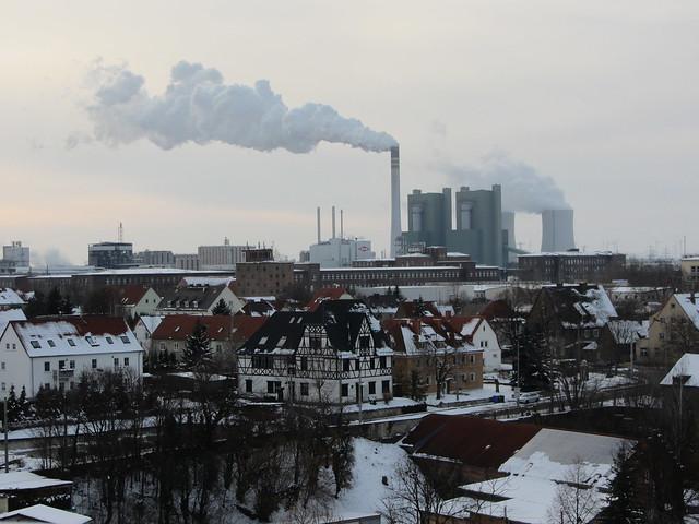eine Wolkenfabrik!