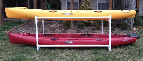 Get Kayak Storage Outside  Pics