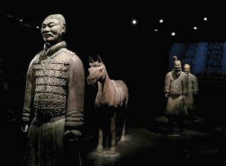 Armored Terracotta Warrior