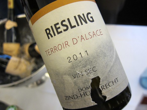 Zind-Humbrecht Terroir d'Alsace Riesling