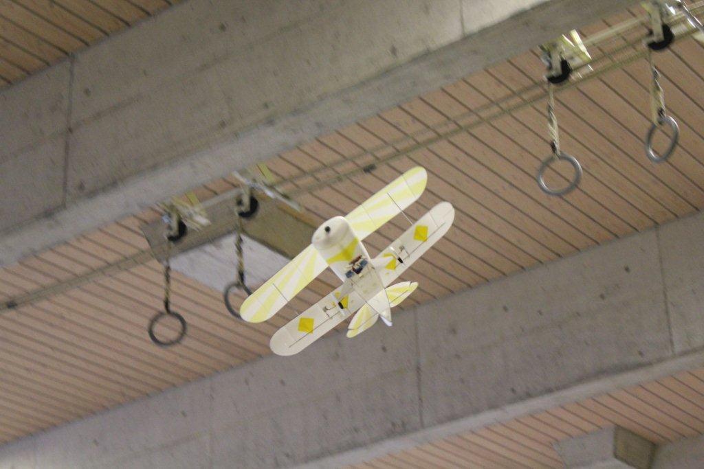 Hallenfliegen Schönbühl 2011