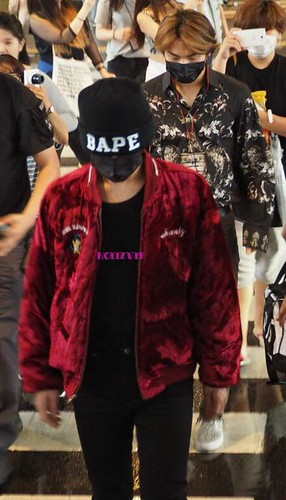 Big Bang - Incheon Airport - 26jul2015 - NoiizVip - 01