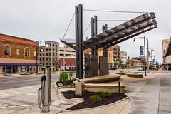 Topeka Sidewalk Pavilion