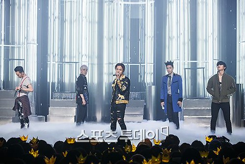 Big Bang - Mnet M!Countdown - 07may2015 - Stoo Asiae - 02